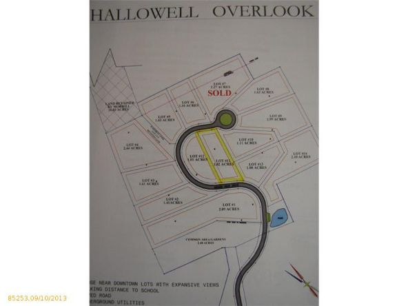 Lot 11 Overlook Dr., Hallowell, ME 04347 Photo 4