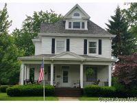 Home for sale: 731 E. Main, Carlinville, IL 62626