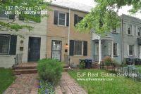 Home for sale: 107 P St. S.W., Washington, DC 20024
