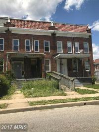 Home for sale: 3800 Garrison Avenue, Baltimore, MD 21215
