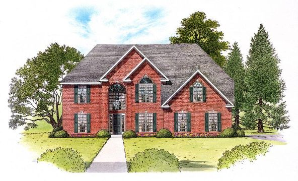 241 Mill Walk Court, Madison, AL 35758 Photo 1