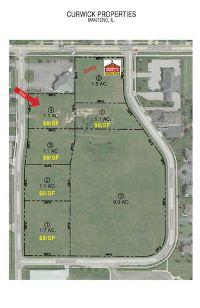 Home for sale: Lot 4 Southcreek Dr., Manteno, IL 60950