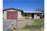 Home for sale: Bruce, Blythe, CA 92225