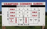 Home for sale: 0 Crawford - Lot 8 Ln., Monticello, IN 47960