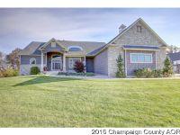 Home for sale: 1805 Church Crossing, Monticello, IL 61856
