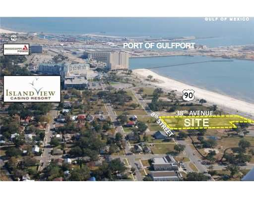 3734 Beach Blvd., Gulfport, MS 39501 Photo 1