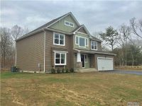 Home for sale: Lot 1 Eastport Manor Rd., Manorville, NY 11949