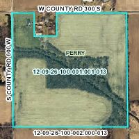 Home for sale: 0 W. Co Rd. 300 S., Frankfort, IN 46041