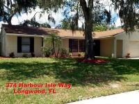 Home for sale: 374 Harbour Isle Way, Longwood, FL 32750
