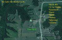 Home for sale: 0 Heather Rd., Keosauqua, IA 52565