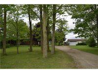 Home for sale: 2386 Koylette Rd., Marlette, MI 48453