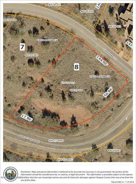 10 Clearwater, Lot 8 la Barranca, Sedona, AZ 86351 Photo 20