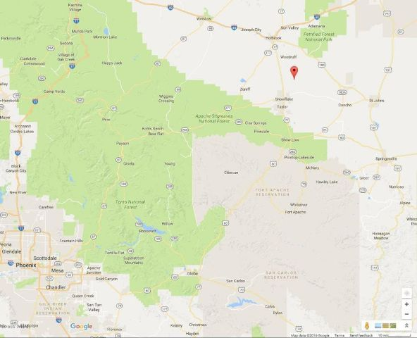 8027 Dawn Star Trail, Snowflake, AZ 85937 Photo 20