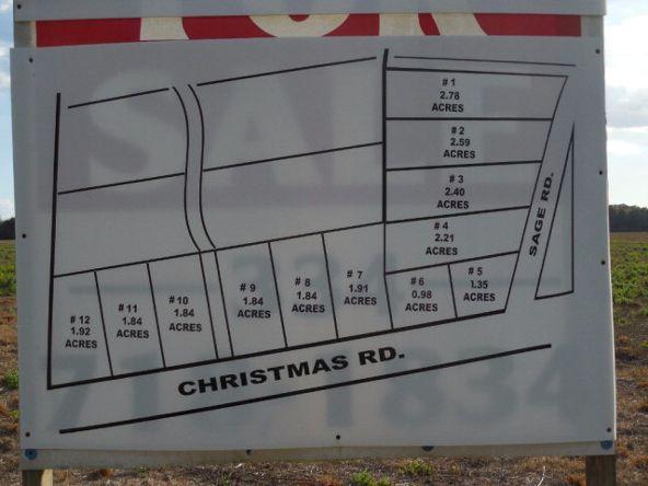 2.81 Ac Sage Rd. Lot 1, Ashford, AL 36312 Photo 1