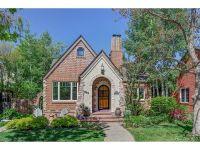 Home for sale: 945 South Elizabeth St., Denver, CO 80209