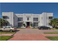 Home for sale: 3900 N. Meridian # 2, Miami Beach, FL 33140