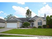 Home for sale: 5208 Manhattan, Springfield, IL 62711