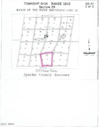 Home for sale: Ranch Of The White Mountains--Lot 33, Concho, AZ 85924