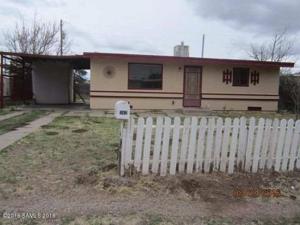 103 E. Pima St., Huachuca City, AZ 85616 Photo 1