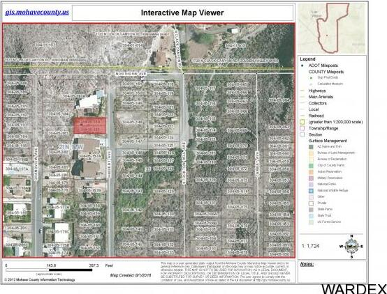 2 Lots Hibbert Ave., Kingman, AZ 86409 Photo 18