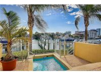 Home for sale: 125 Brightwater Dr., Clearwater Beach, FL 33767