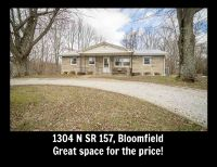 Home for sale: 1304 N. State Rd. 157, Bloomfield, IN 47424
