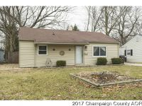 Home for sale: 1305 Sunset Dr., Rantoul, IL 61866