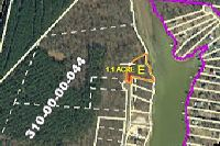 Home for sale: Lot E. Cunningham Slough, Waterloo, SC 29384