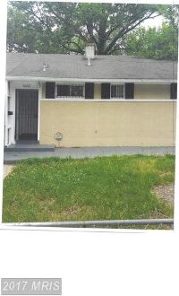 Home for sale: 7632 Muncy Rd., Hyattsville, MD 20785