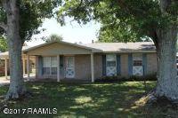 Home for sale: 1231 Bruce, Eunice, LA 70535