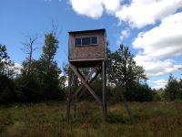 Home for sale: Parcel 2 Burr Oak Rd., Kennan, WI 54537