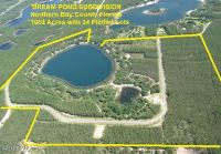 Home for sale: 00 Bream Pond Dr., Southport, FL 32409