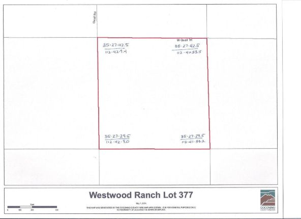 377 Westwood Ranch Lot 377, Seligman, AZ 86337 Photo 5