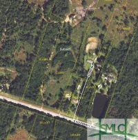 Home for sale: 10. Ac E. Oglethorpe, Midway, GA 31320
