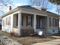 Home for sale: 505 S. Allin, Bloomington, IL 61701
