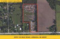 Home for sale: 20951 32 Mile, Armada, MI 48005