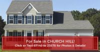 Home for sale: 104 Dabbling Ct., Church Hill, MD 21623
