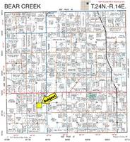 Home for sale: N7852 Nicholson Rd., Bear Creek, Clintonville, WI 54922