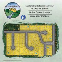 Home for sale: Lot 19 Block A Cambridge Valley Add, Park City, KS 67219