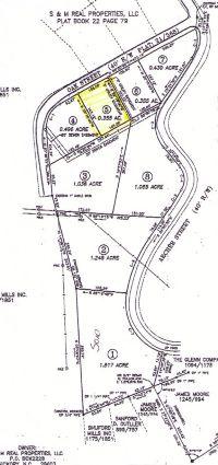 Home for sale: Lot 5 Oak St., Granite Falls, NC 28630