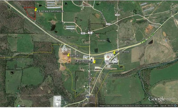 4.6 Acres Hwy. 412, Huntsville, AR 72740 Photo 2