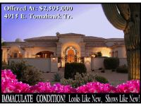 Home for sale: 4915 E. Tomahawk Tr., Paradise Valley, AZ 85253