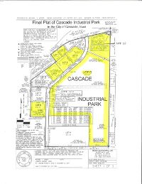 Home for sale: Lot 4 Industrial S.E., Cascade, IA 52033