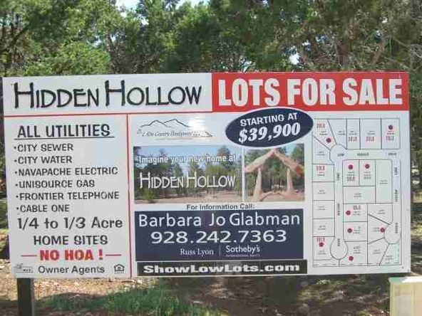 1460 N. Hidden Hollow Ln., Show Low, AZ 85901 Photo 6