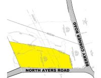 Home for sale: Lot 3 Ayers Rd., Charlton, MA 01507