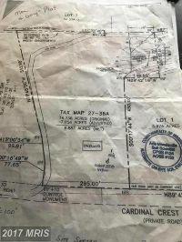 Home for sale: 0 Shumate Ln., Fredericksburg, VA 22406