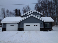 Home for sale: 10138 W. Clay-Chapman Rd., Wasilla, AK 99623