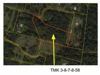 Home for sale: Kaohe Ranch Estates Lot 12-A, Captain Cook, HI 96704