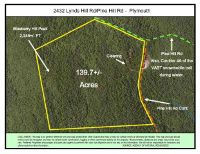 Home for sale: 2432 Lynds Hill Rd./Pine Hill Rd, Plymouth, VT 05056