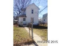 Home for sale: 907 Rice Ave., Lima, OH 45805